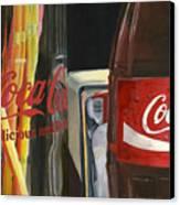 Have A Coke... Canvas Print by Rob De Vries