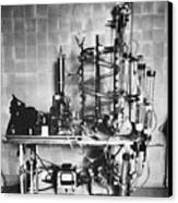 Heart-lung Machine, 20th Century Canvas Print by