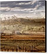 Heartland Canvas Print by Holly Kempe