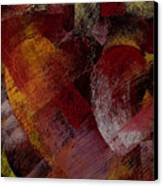 Hearts Canvas Print by David Patterson