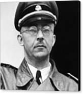Heinrich Himmler 1900-1945, Nazi Leader Canvas Print by Everett