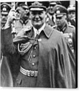 Hermann Goering 1893-1946, Holding Canvas Print by Everett