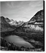 Hidden Lake Canvas Print by Jesse Estes