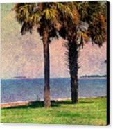 Historic Fort Sumter Charleston Sc Canvas Print by Susanne Van Hulst