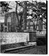 Home Of The Boilers Canvas Print by Coby Cooper