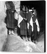 Hopi Maidens, 1906 Canvas Print by Granger