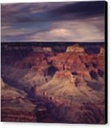 Hopi Point - Grand Canyon Canvas Print by Andrew Soundarajan