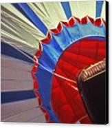 Hot Air Balloon - 1 Canvas Print by Randy Muir