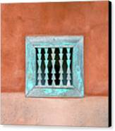 House Of Zuni Canvas Print by David Lee Thompson