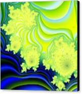 Hyper Canvas Print by Lauren Goia