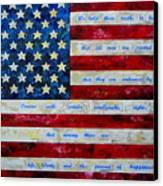 I Believe Canvas Print by Patti Schermerhorn
