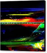 I Press On -1 Canvas Print by Shevon Johnson