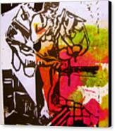 icarus II Canvas Print by Adam Kissel