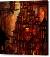 Illuminations Canvas Print by Philip Straub