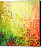 Immersed No 2 Canvas Print by Jennifer Lommers