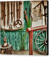 In Another Time Canvas Print by Sandra Bronstein