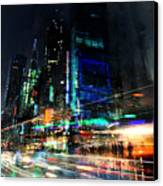 In Motion Canvas Print by Philip Straub