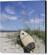In The Dunes Canvas Print by Benanne Stiens