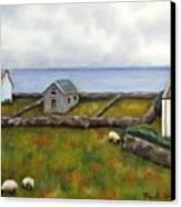 Inishmore Island Canvas Print by Brenda Williams