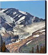 Jackson Glacier - Glacier National Park Mt Canvas Print by Christine Till