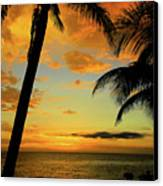 Jamaican Night Canvas Print by Kamil Swiatek