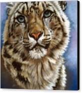 Jewel Canvas Print by Barbara Keith