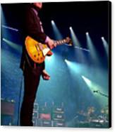 Joe Bonamassa 2 Canvas Print by Peter Chilelli