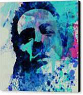 Joe Strummer Canvas Print by Naxart Studio