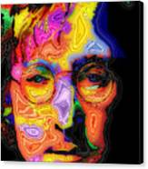 John Lennon Canvas Print by Stephen Anderson