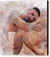 Joseph Canvas Print by Mark Ashkenazi