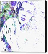 Judy Garland Canvas Print by Naxart Studio