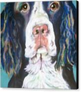 Kayla Canvas Print by Pat Saunders-White