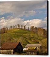 Kentucky Mountain Farmland Canvas Print by Douglas Barnett