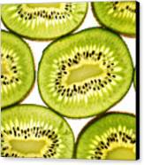 Kiwi Fruit II Canvas Print by Paul Ge