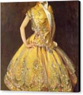 La Carmencita Canvas Print by John Singer Sargent