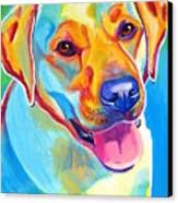 Lab - May Canvas Print by Alicia VanNoy Call
