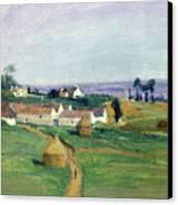 Landscape Canvas Print by Victor Vignon