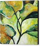 Leaves2 Canvas Print by Chris Steinken