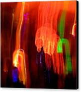 Light Falling Canvas Print by Elizabeth Hoskinson
