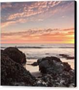 Lincoln City Beach Sunset - Oregon Coast Canvas Print by Brian Harig