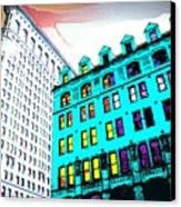 Looking Up Canvas Print by Julie Lueders