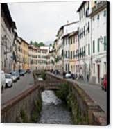 Lucca Canvas Print by Steven Gray
