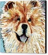 Madame Chu Cho Canvas Print by Pat Saunders-White