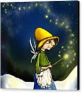 Magical Hope Canvas Print by Hank Nunes