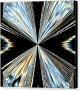 Magnetism 2 Canvas Print by Will Borden
