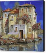 Mareblu' Canvas Print by Guido Borelli