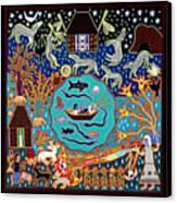 Mariano's Ocean Canvas Print by Andy Frasheski