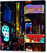 Marvelous Canvas Print by Jeff Breiman
