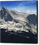 Massive View Canvas Print by Darryl Gallegos
