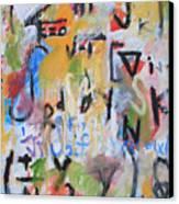 Math IIi Canvas Print by Michael Henderson